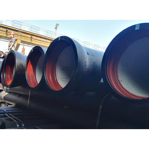 Ductile Iron Pipe, 16 Inch, 6 Meters, C30