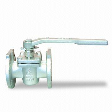 Lubricated Plug Valves