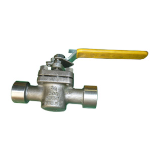 MONEL ASTM A494 M35-1 Non-lubricated Plug Valve, API 6D